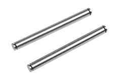 Team Corally - King Pin FSX-10 - Steel - 2 pcs