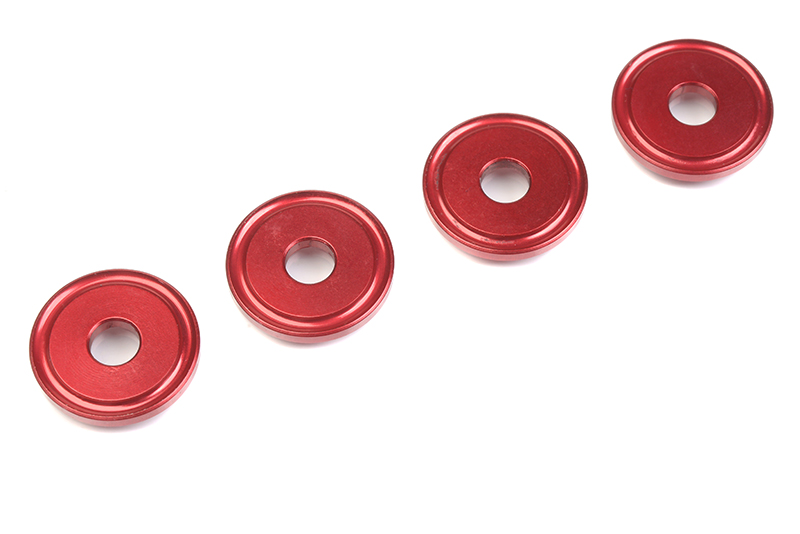 Team Corally - Aluminum Flex Washer - 2 pcs