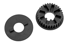 Team Corally - Composite Pulley 32T - 1 pc