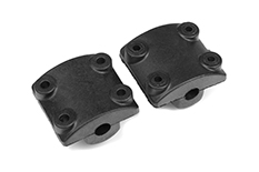 Team Corally - Composite Pivot Ball Mounting Block - A - 2 pcs