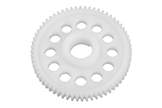 Team Corally - Precision Machined Delrin Main Gear 32DP - 64T - 1 pc