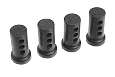 Team Corally - Composite Body Mount - 4 pcs