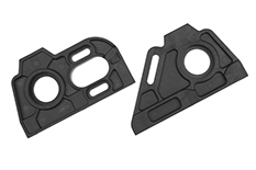 Team Corally - Composite Rear Bulkhead - Left - Right - 1 pair