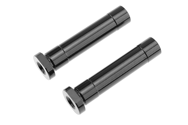 Team Corally - Servo Saver Pivot Shaft - Steel - 2 pcs