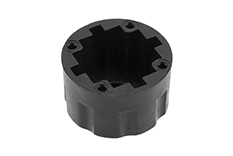 Team Corally - Gear Diff Case - Composite - 1 pc