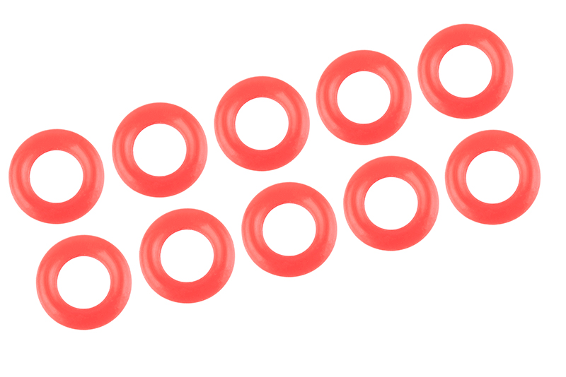 Team Corally - O-Ring - Silicone - 5x8.5mm - 10 pcs