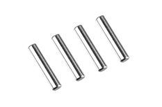 Team Corally - Gear Diff. Outdrive Adapter Pin - Steel - 2x9.8mm - 4 pcs