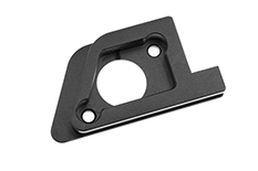 Team Corally - Motor Mount - Alu. 7075 - Part B - 1 pc