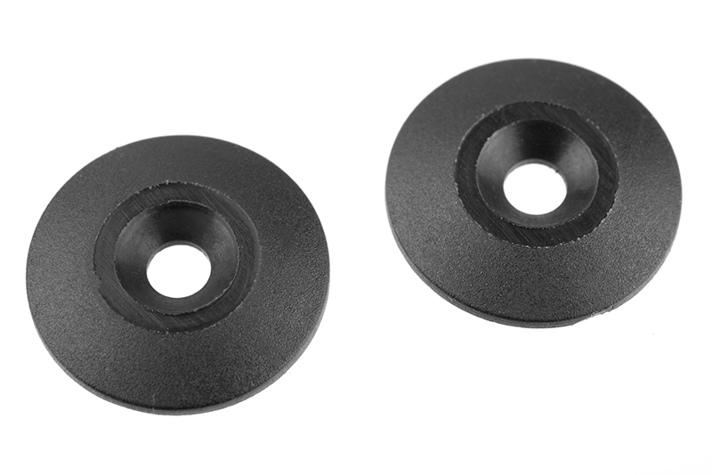 Team Corally - Wing Washer - Composite - 2 pcs