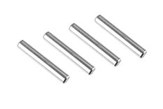 Team Corally - Pin - Steel - 2x11mm - 4 pcs