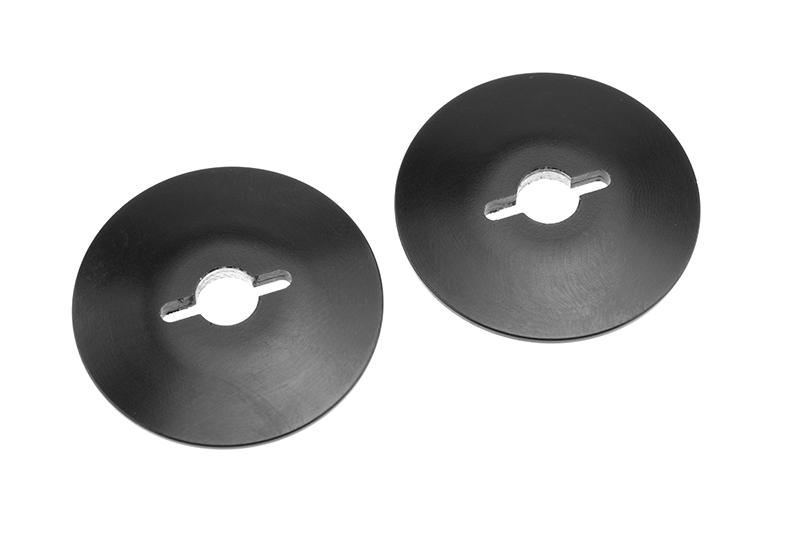 Team Corally - Slipper Clutch Plate - Alu. - 2 pcs