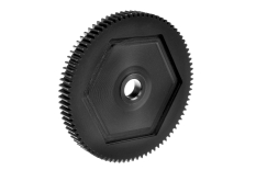 Team Corally - Spur Gear 48DP - 78 Teeth - Slipper Clutch - Delrin CNC - 1 pc