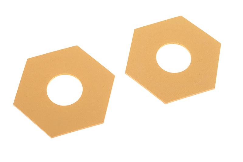 Team Corally - Slipper Clutch Pad - Composite - 2 pcs