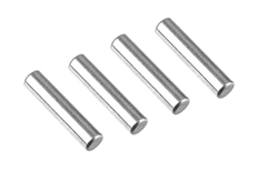 Team Corally - Pin - Steel - 2x8mm - 4 pcs