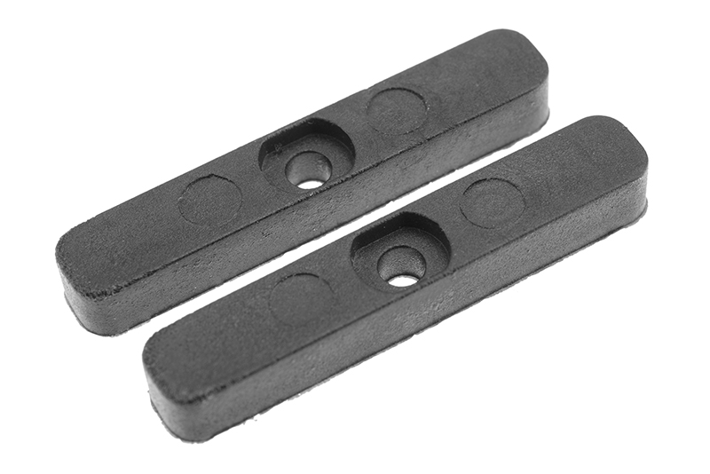 Team Corally - Battery Lock - Composite - 2 pcs