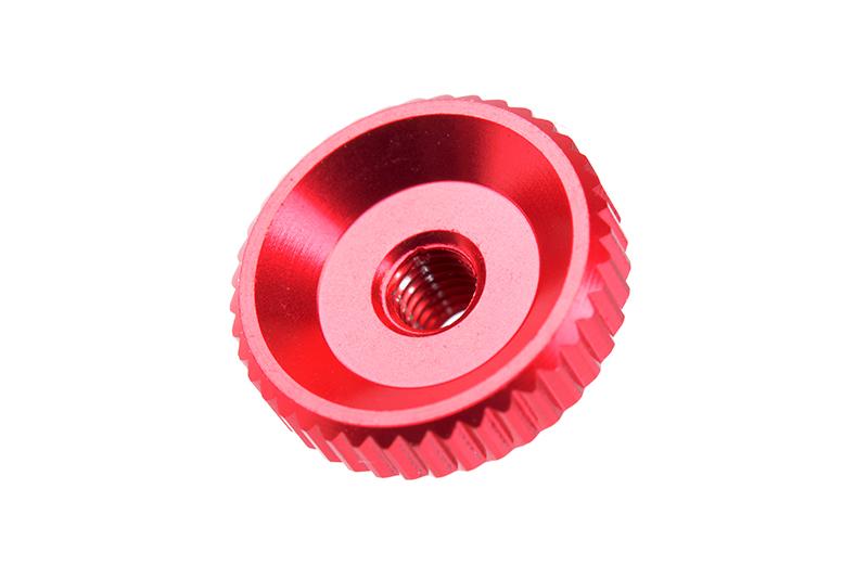 Team Corally - Battery Lock Nut - Alu. - 1 pc