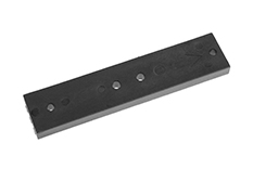 Team Corally - Chassis Plate for Rear Chassis Brace - Composite - 1 pc