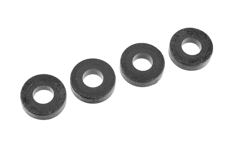Team Corally - Spacer - 3x8x2 - 4 pcs