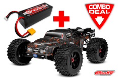 DEMENTOR XP 6S Combo - w/ LiPo Battery TC Power Racing 50C 4S 5400mAh