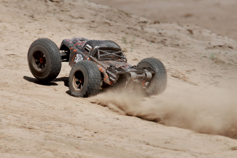 Team Corally - DEMENTOR XP 6S - 1/8 Monster Truck SWB - RTR - Brushless Power 6S - No Battery - No Charger