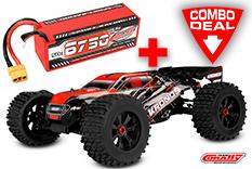 KRONOS XP 6S Combo - w/ LiPo Battery TC Power Racing 50C 4S 6750mAh