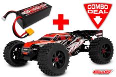 KRONOS XP 6S Combo - w/ LiPo Battery TC Power Racing 50C 4S 5400mAh