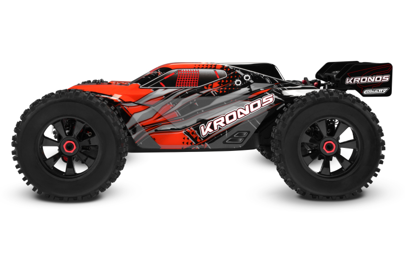 Team Corally - KRONOS XP 6S - 1/8 Monster Truck LWB - RTR - Brushless Power 6S - No Battery - No Charger