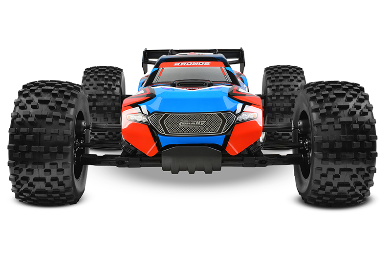 Team Corally - KRONOS XP 6S - Model 2021 - 1/8 Monster Truck LWB - RTR - Brushless Power 6S - No Battery - No Charger