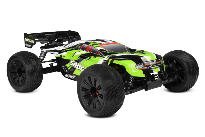 Team Corally - SHOGUN XP 6S - 1/8 Truggy LWB - RTR - Brushless Power 6S - No Battery - No Charger