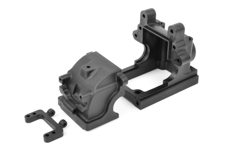 Team Corally - Gearbox Case Set - Composite - 1 Set