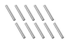Team Corally - Pin 2.5x17mm - Steel - 10 pcs