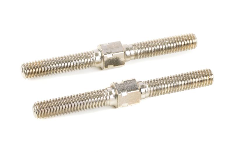 Team Corally - Turnbuckle - M5 - 50mm - Steel - 2 pcs