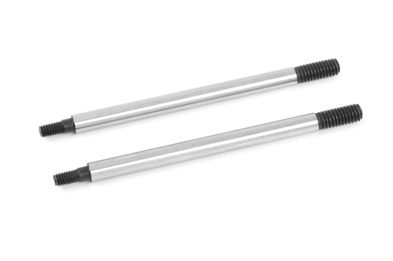 Team Corally - Shock Shaft - 55mm - Front - Steel - 2 pcs