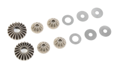 Team Corally - Planetary Diff. Gears - Steel - 1 Set