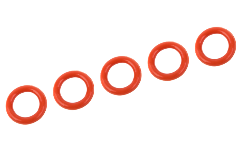 Team Corally - O-Ring - Silicone - 5x8mm - 5 pcs