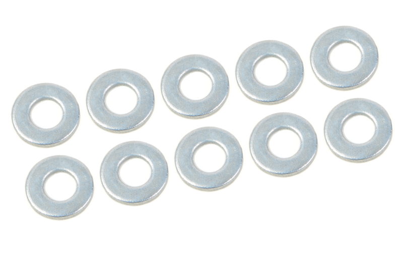 Team Corally - Shock Washer - 2.5x6x0.5mm - Steel - 10 pcs