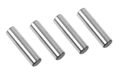 Team Corally - Diff. Outdrive Pin - 2x10mm - Steel -  4 pcs