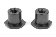 Team Corally - Steering Rack Bushing - Steel - 2 pcs