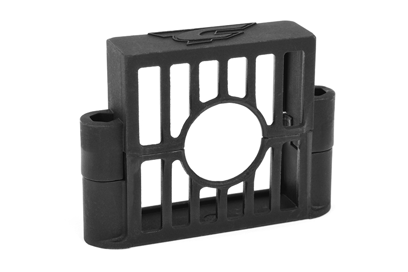 Team Corally - Fan Holder for fan 40 mm - Composite - 1 set