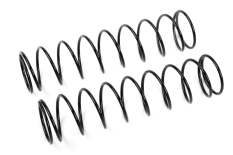 Team Corally - Shock Spring - Medium - Rear - 2 pcs