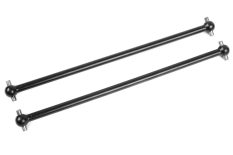 Team Corally - Dogbones - Long - Rear - Steel - 2 pcs