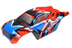 Team Corally - Polycarbonate Body - Kronos XP 6S - 2021 - Painted - Cut - 1 pc