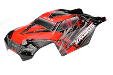 Team Corally - Polycarbonate Body - Kronos XP 6S - Painted - Cut - 1 pc