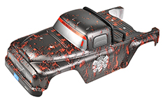 Team Corally - Polycarbonate Body - Dementor XP 6S - Painted - Cut - 1 pc
