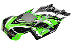 Team Corally - Polycarbonate Body - Shogun XP 6S - Painted - Cut - 1 pc