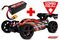 PYTHON XP 6S Combo - w/ LiPo Battery TC Power Racing 50C 4S 5400mAh