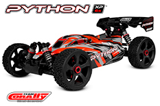 Team Corally - PYTHON XP 6S - 1/8 Buggy EP - RTR - Brushless Power 6S - No Battery - No Charger