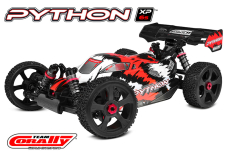 Team Corally - PYTHON XP 6S - Model 2021 - 1/8 Buggy EP - RTR - Brushless Power 6S - No Battery - No Charger