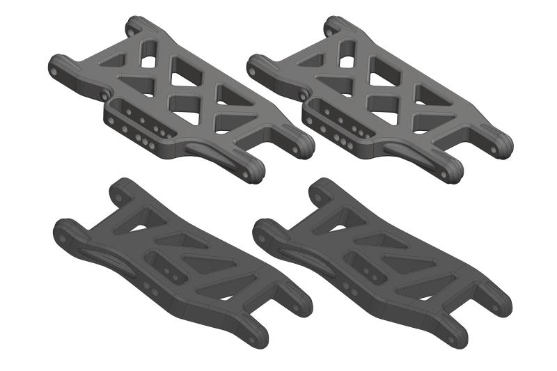 Suspension Arm - FR/RE - Composite - 1 Set