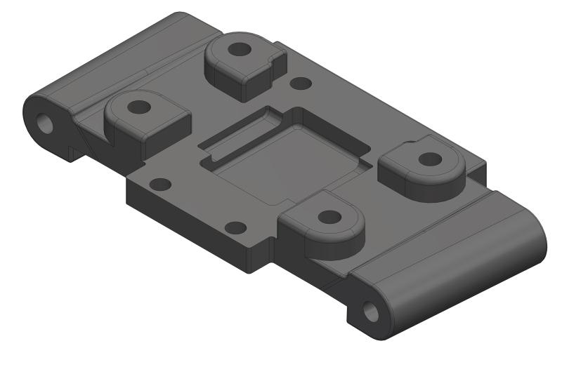Bulkhead - Rear - Composite